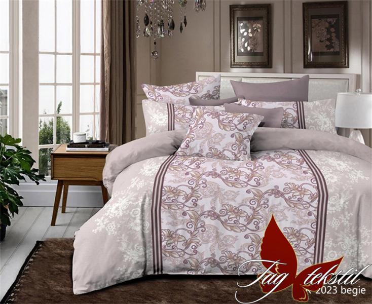 Комплект постельного белья R-2023begie