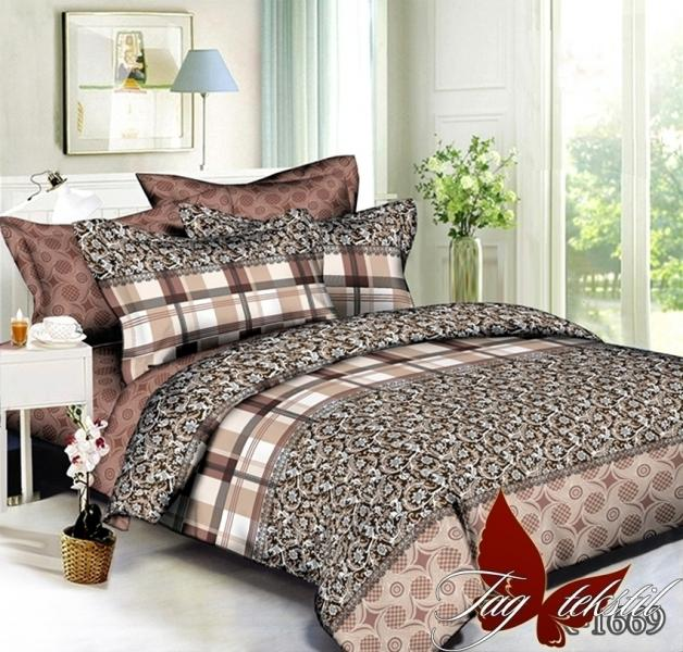 Комплект постельного белья R-1669