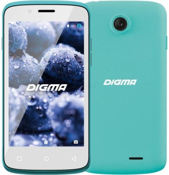 Сотовый телефон Digma VOX A10 3G Green