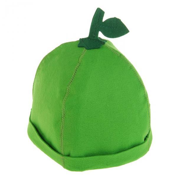 Банная шапка «Яблочко»