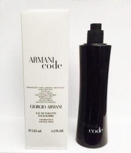 Фото Мужская парфюмерия Тестер Armani Code для мужчин,100 мл