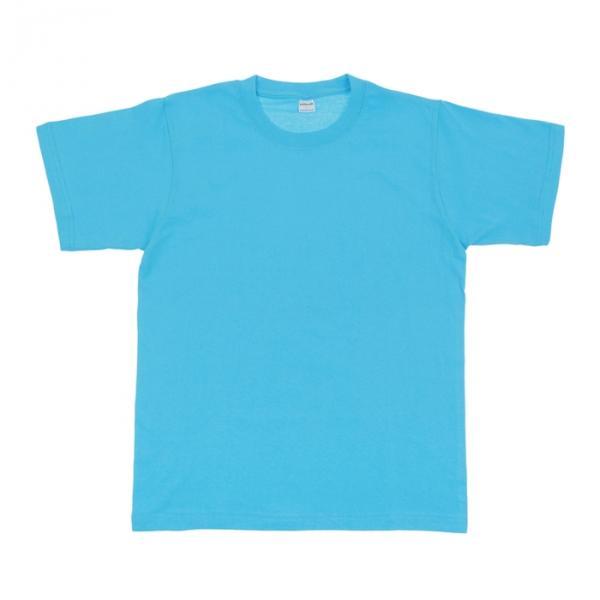 Футболка мужская Collorista, размер M (46), цвет голубой