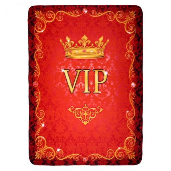 """Плед """"Collorista"""" VIP, 100% п/э флис, 180 гр/м2"""