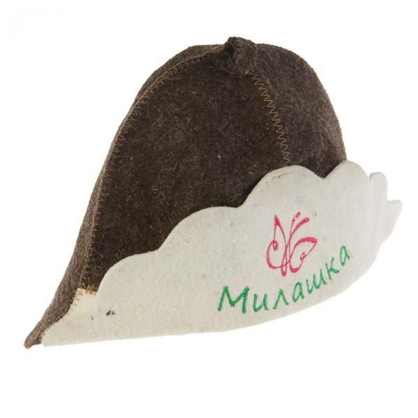 Банная шапка «Милашка»