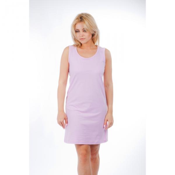 Сорочка женская 14С25, размер 48, цвет лиловый