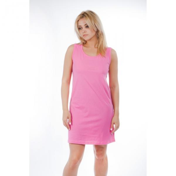 Сорочка женская 14С25, размер 48, цвет малиновый