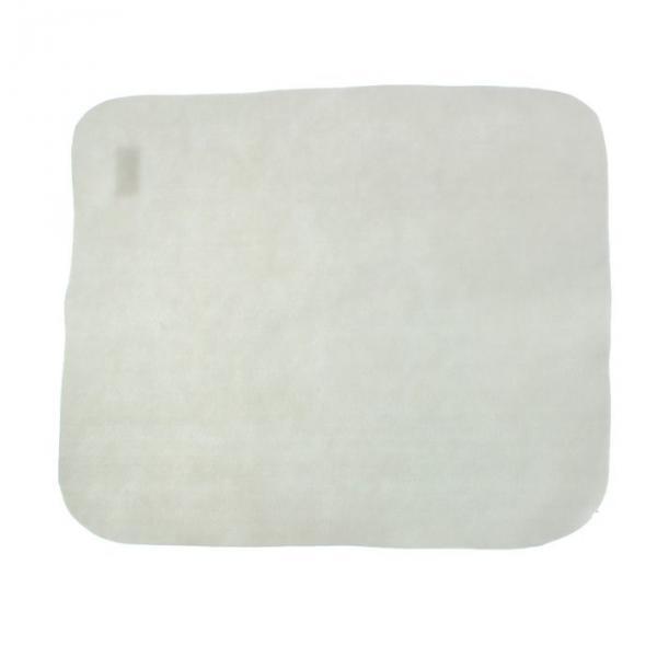 Коврик для бани и сауны «Классический», белый, 46 ? 39 ? 0,3 см