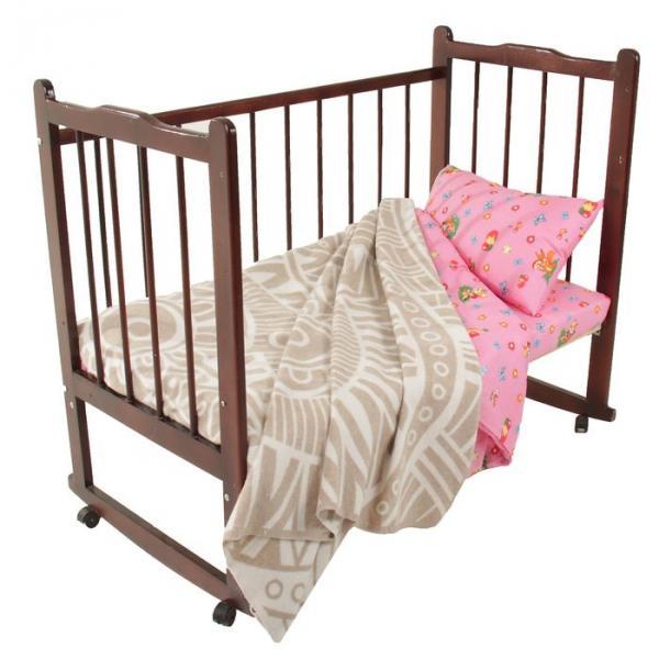 """Одеяло жаккардовое """"Перу"""", размер 140х205 см, хлопок, цвет микс"""
