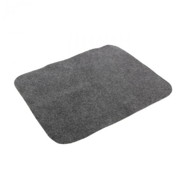 Коврик для бани и сауны «Классический», серый, 0,3 ? 47 ? 38 см