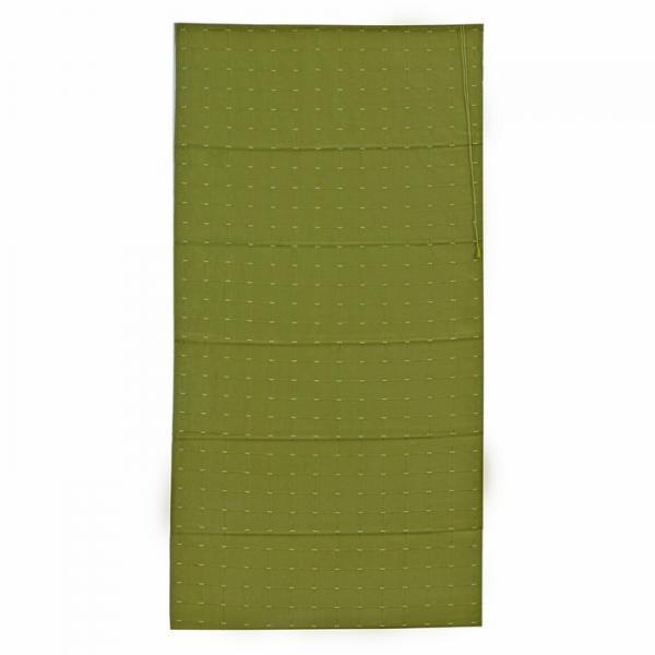 Римская тканевая штора 100х160 см Ammi, цвет зелёный
