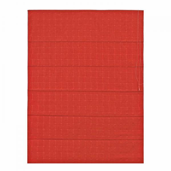 Римская тканевая штора 80х160 см Ammi, цвет красный