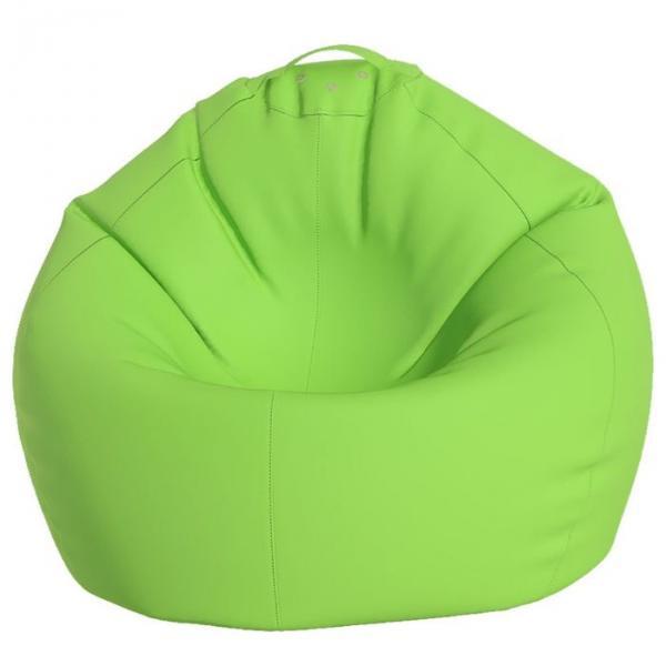 Кресло-мешок Малыш, ткань нейлон, цвет салатовый
