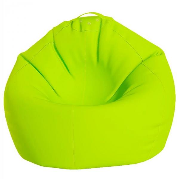 Кресло-мешок Малыш, ткань нейлон, цвет салатовый люмин