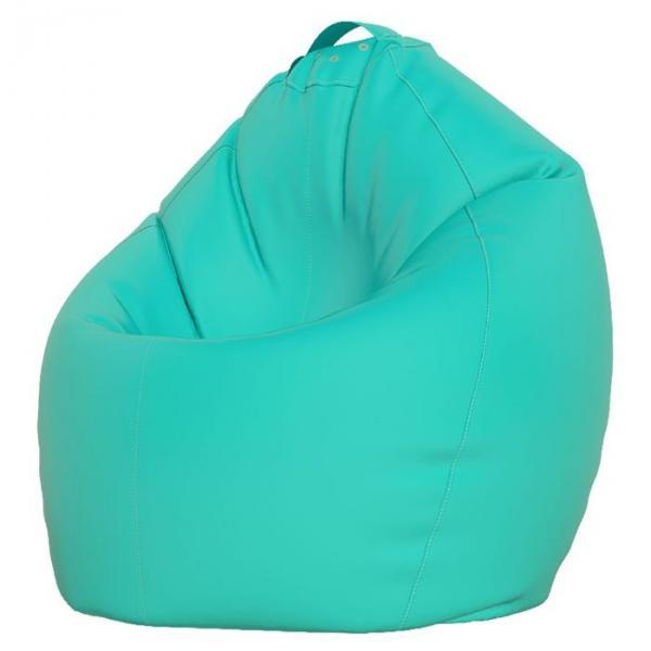 Кресло-мешок Стандарт, ткань нейлон, цвет бирюзовый