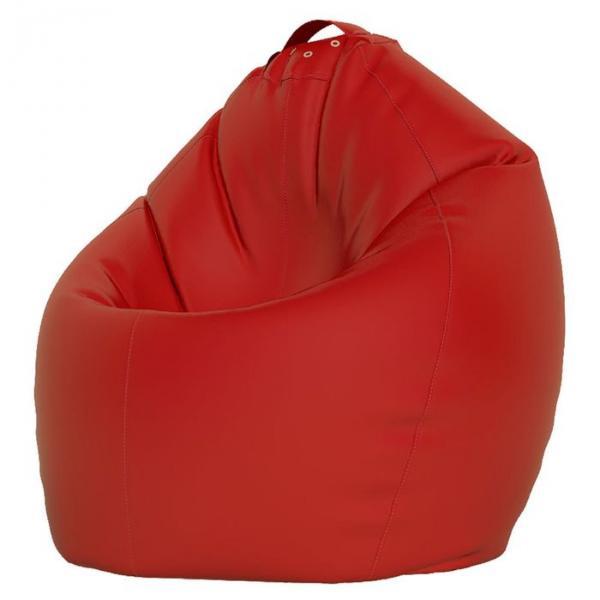 Кресло-мешок Стандарт, ткань нейлон, цвет красный