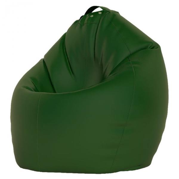 Кресло-мешок Стандарт, ткань нейлон, цвет зеленый