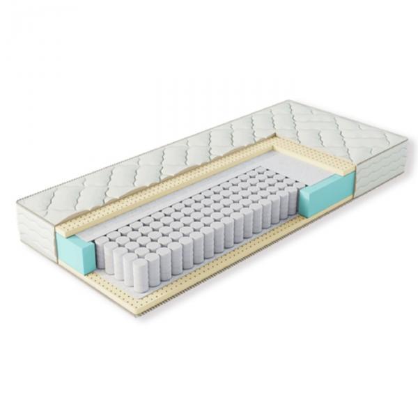 Матрас Релакс Джангл 250, размер 200х195х20 см, хлопковый жаккард
