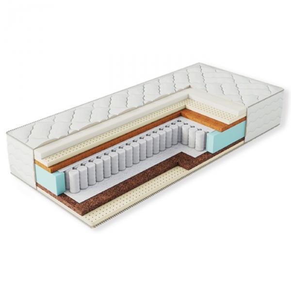 Матрас Релакс Гранд, размер 200х200х30 см, хлопковый жаккард