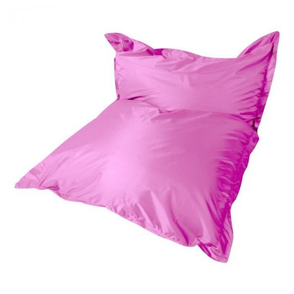 """Кресло-мешок """"Мат"""", диметр 140 см, высота 180 см, цвет розовый Dewspo"""