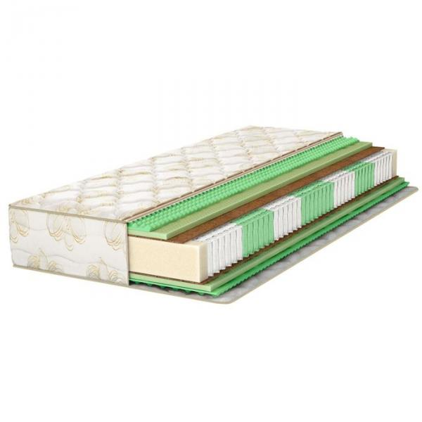 Матрас Idea, размер 180х190 см, высота 26 см, ткань с пропиткой NANOtex