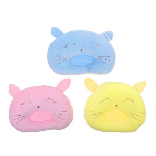Подушка детская ортопедическая «Кошечка», цвета МИКС
