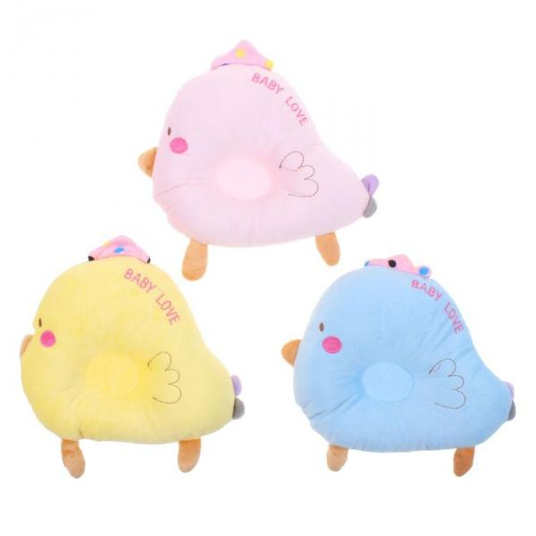 Подушка детская ортопедическая «Птенчик», цвета МИКС