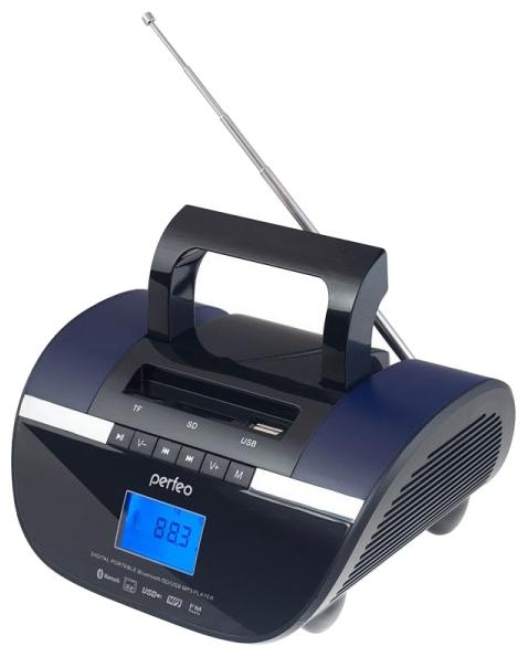 Радиоприемник Perfeo Stilius Black i350PRO-BK
