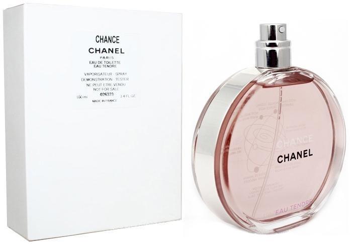 Духи Chanel Chance Eau Tendre Tester 100 ml