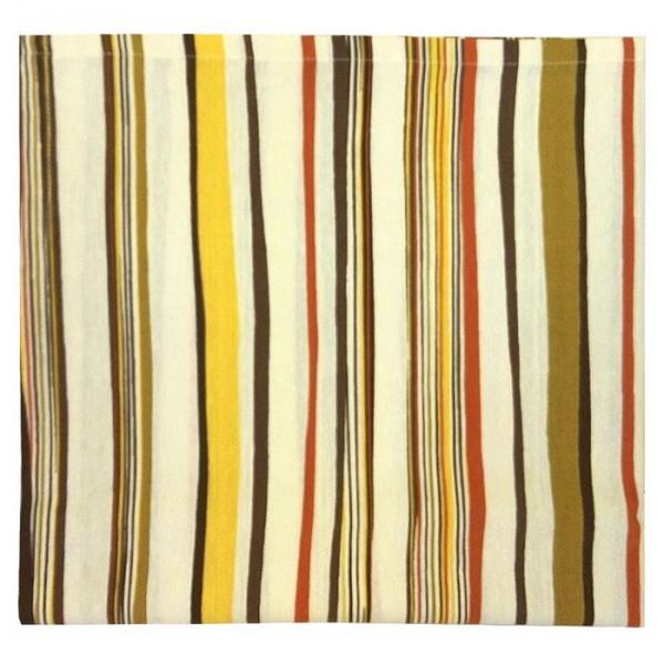 "Скатерть с рисунком ""Рондо"", размер 170х220 см, цвет шоколад P733-1808/1"