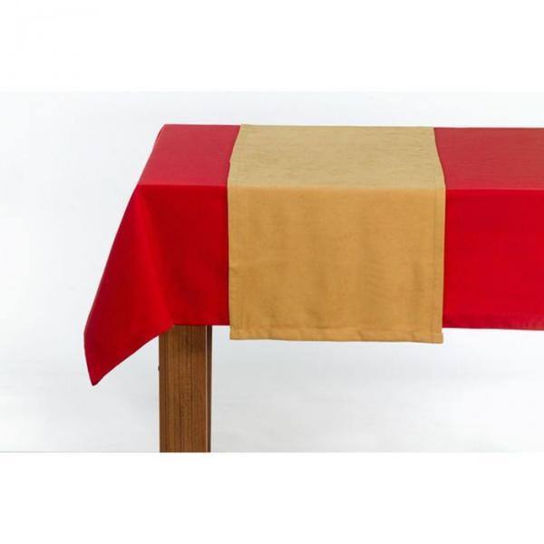 """Дорожка на стол """"Sienna"""", размер 40x140 см, 15-Z073/C"""
