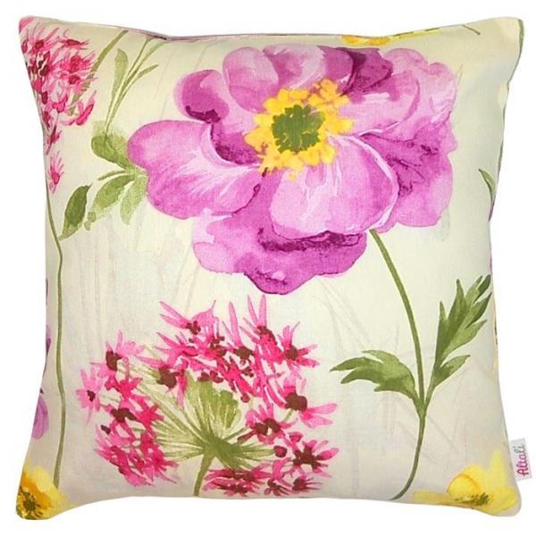 "Чехол для декоративной подушки ""Джозефина"", размер 43х43 см, цвет сиреневый P702-1802/1"