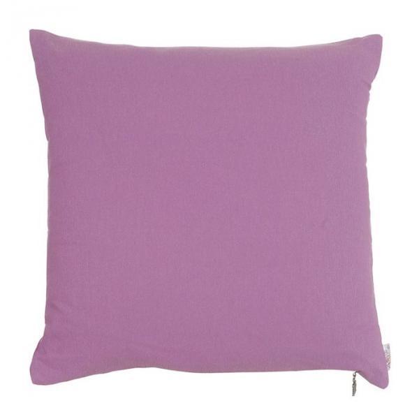 "Чехол для декоративной подушки ""Орхидея"", размер 43х43 см, цвет сиреневый P702-Z131/1"