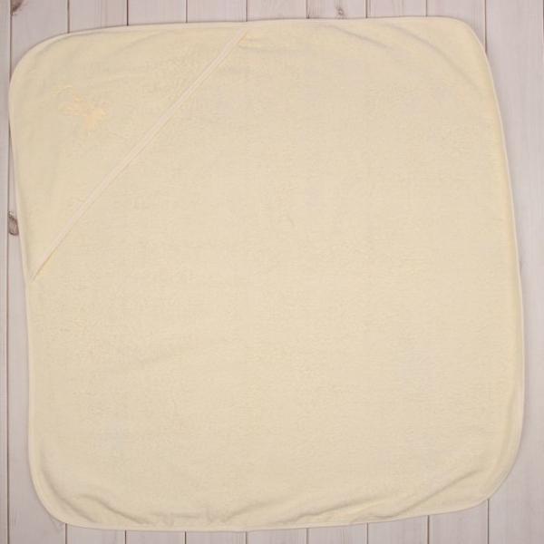 Комплект для купания (2 предмета), размер 80*80 см, цвет бежевый М.712
