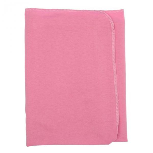 Пелёнка, размер 80*100 см, цвет розовый М.57