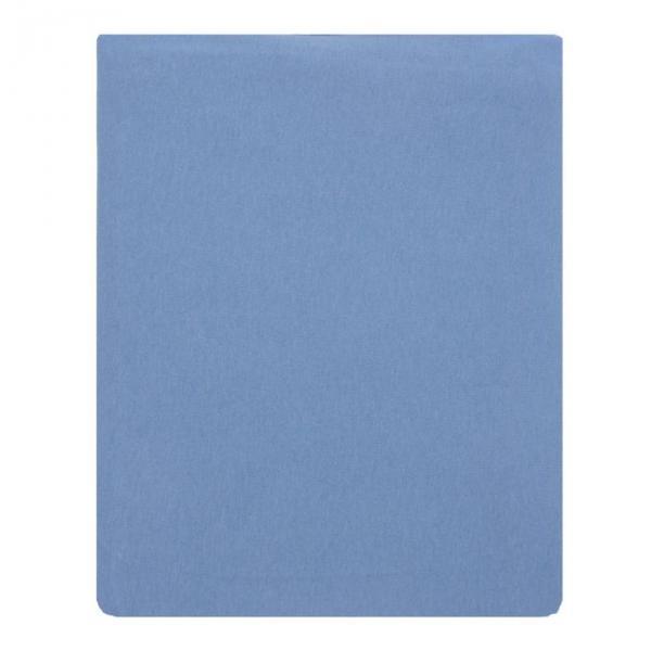 Пелёнка, размер 80*100 см, цвет голубой М.57