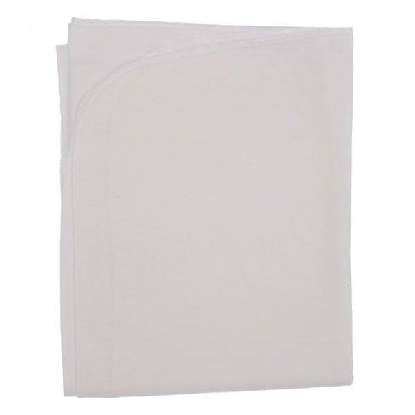 Пелёнка, размер 80*100 см, цвет белый М.57