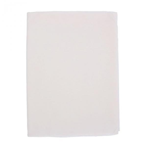 Пелёнка, размер 90*120 см, цвет белый М.58