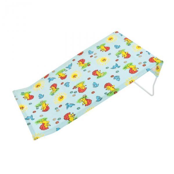 """Горка для купания """"Малышок"""", размер 45*24 см, цвет МИКС, махра 6904-3"""