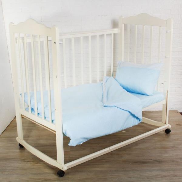 Комплект постельного белья (3 предмета), цвет МИКС 6044