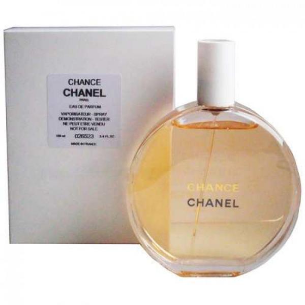 Фото ТЕСТЕРА женских духов Духи Chanel Chance Tester 100 ml