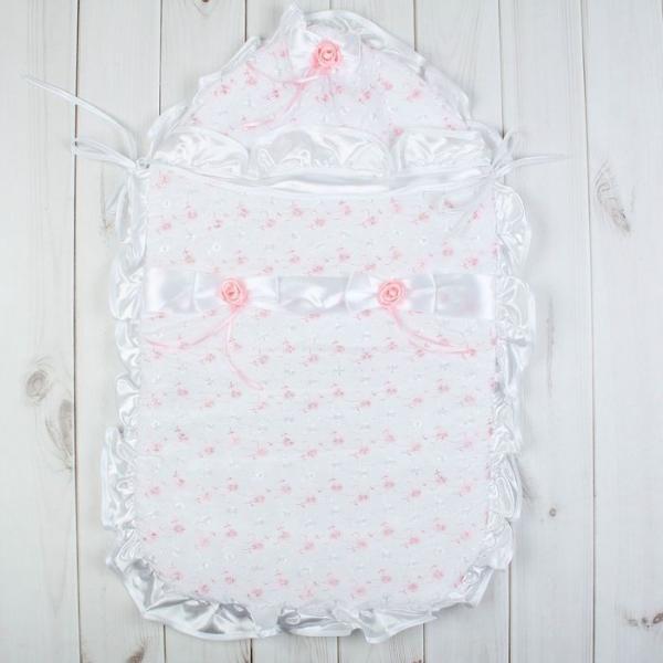"""Конверт """"Мечта"""", цвет розовый 6176"""
