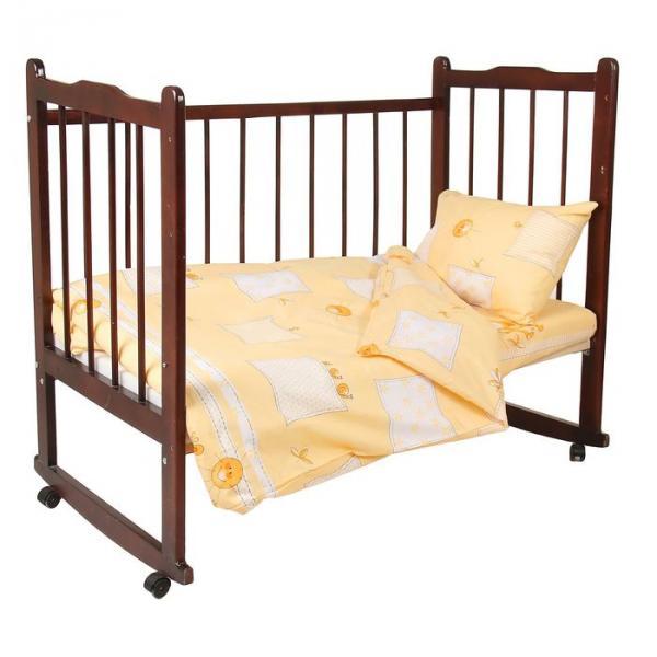 """Комплект постельного белья """"Друзья"""", цвет бежевый 33352"""