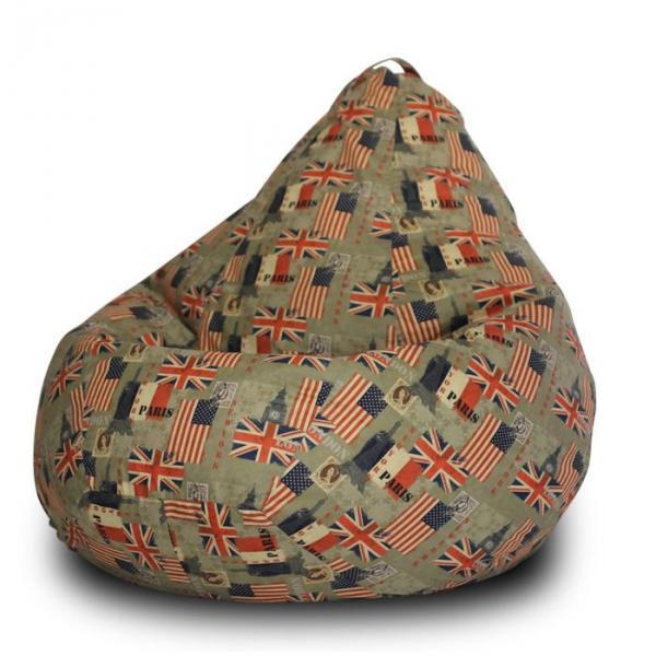 Кресло-мешок Flags II