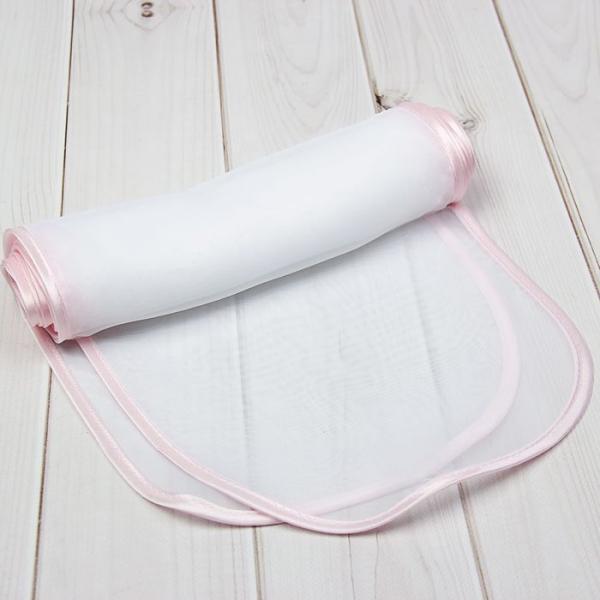 Лента-бант, размер 2,4 м, цвет розовый