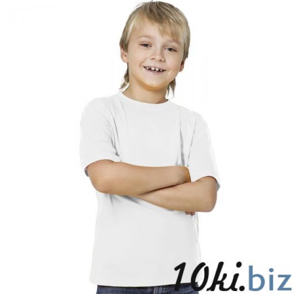 Футболка детская StanKids, рост 164 см, цвет белый 150 г/м 06 купить в Беларуси - Футболки детские для мальчиков