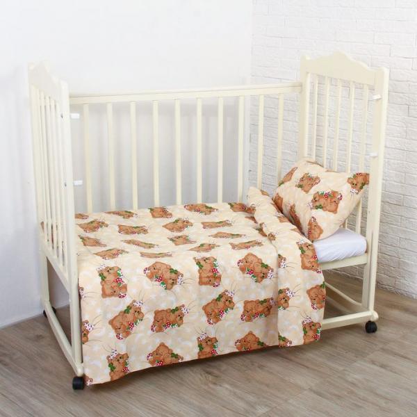 Комплект постельного белья, цвет микс ЯВ045224