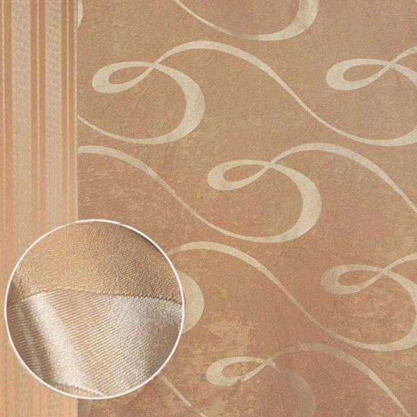 Ткань портьерная в рулоне, ширина 280 см., блэкаут 71727