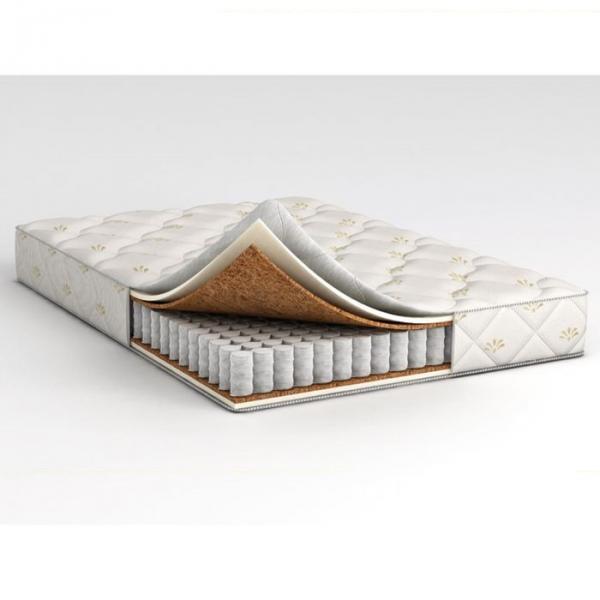 Матрас Askona Compact Cascade, размер 90х190 см, высота 17 см, трикотаж