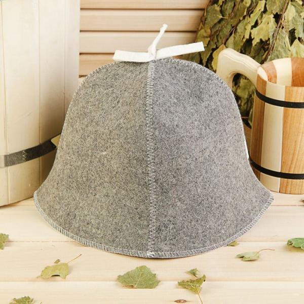 Банная шапка «Классика»