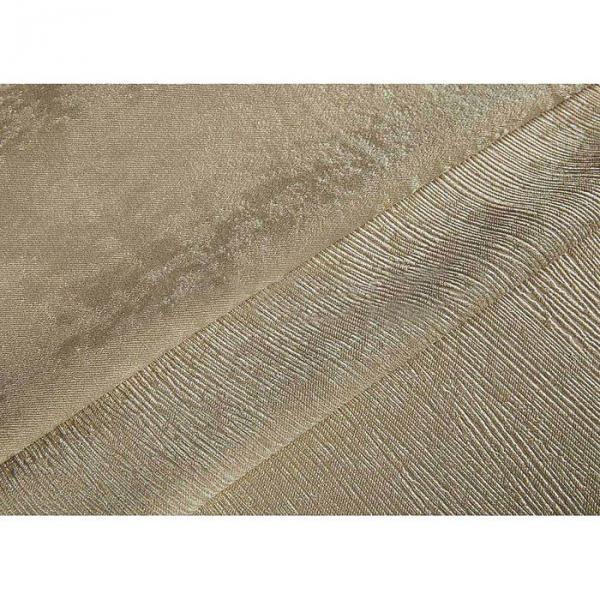 Ткань портьерная в рулоне, ширина 280 см, однотонная, софт 84519